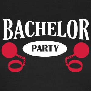 Bachelor Party, Fußfessel T-Shirts - Frauen T-Shirt
