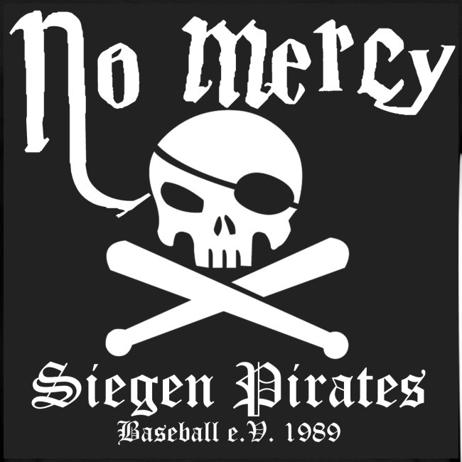 "Shirt Men ""No Mercy"""
