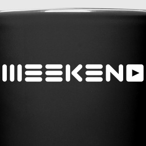 weekend Mugs & Drinkware - Full Colour Mug
