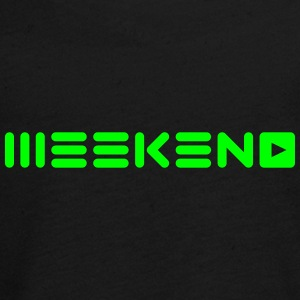 weekend Langarmshirts - Teenager Premium Langarmshirt