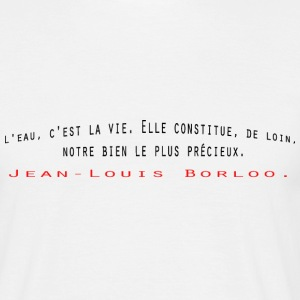 citation ecolo Tee shirts - T-shirt Homme