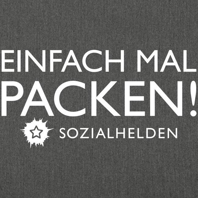 """Recycling-Tasche """"Packen!"""""""
