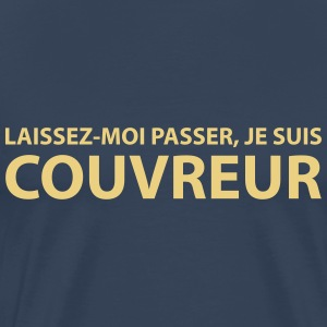 couvreur Tee shirts - T-shirt Premium Homme