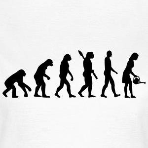 Evolution Florist T-Shirts - Frauen T-Shirt