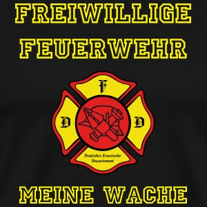 FFW Shirt german - Männer Premium T-Shirt