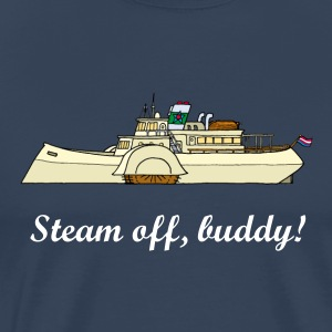 Steam off - Männer Premium T-Shirt