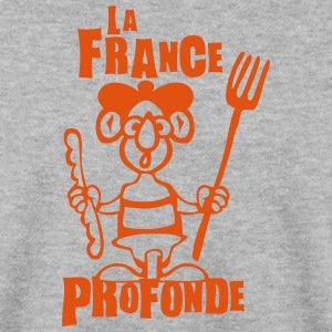 France profonde expression  Sweat-shirts - Sweat-shirt Homme