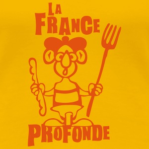 France profonde expression  Tee shirts - T-shirt Premium Femme
