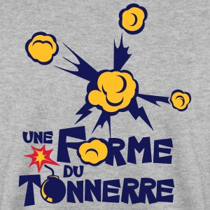 une forme du tonnerre Sweat-shirts - Sweat-shirt Homme