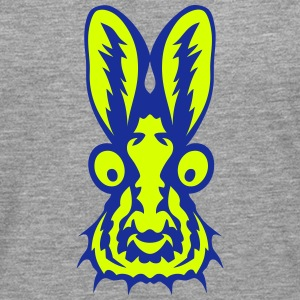lapin gros yeux 0 Manches longues - T-shirt manches longues Premium Homme
