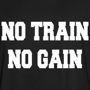 No train no gain Tee shirts - Maillot de football Homme