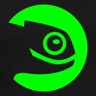 Design ~ Men's Tee Green Badge