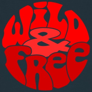 Wild and Free_N1 T-shirts - Vrouwen T-shirt