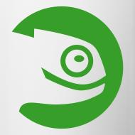 Design ~ Colored Mug Green Badge