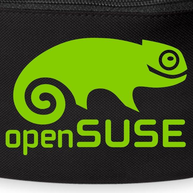 Belt Bag Green Logo