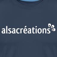 Motif ~ Tshirt Alsacreations simple