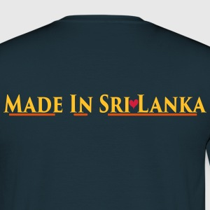 Made In Sri Lanka - Männer T-Shirt