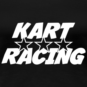 Kart Racing T-Shirts - Frauen Premium T-Shirt