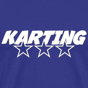 Karting T-Shirts - Men's Premium T-Shirt