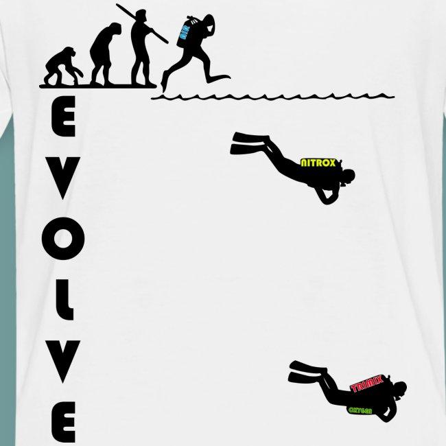 Tshirt  en UDS Evolve