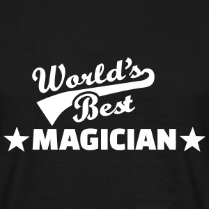 World's best Magician T-Shirts - Männer T-Shirt