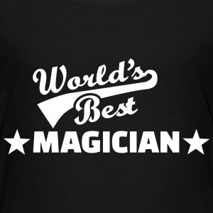 World's best Magician T-Shirts - Kinder Premium T-Shirt