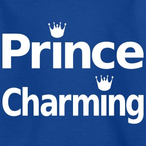 Prince Charming Skjorter - T-skjorte for barn