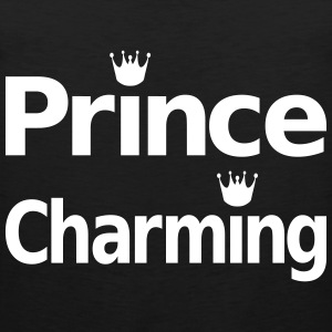 Prince Charming Tank Tops - Men's Premium Tank Top