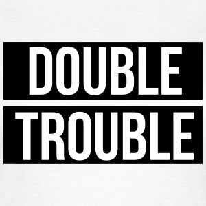Double trouble Tee shirts - T-shirt Femme