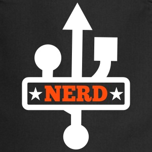 USB Nerd  Aprons - Cooking Apron