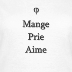 mange prie.png Tee shirts - T-shirt Femme