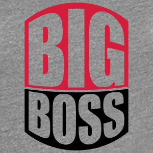 Cool Big Boss Design T-Shirts - Women's Premium T-Shirt