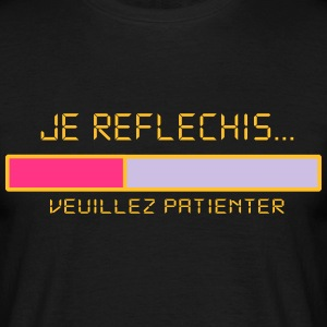 jE REFLECHIS Tee shirts - T-shirt Homme