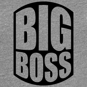 Cool Big Boss Design T-shirts - Vrouwen Premium T-shirt