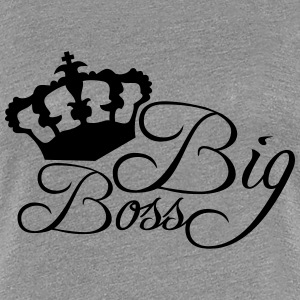 Big Boss King T-Shirts - Women's Premium T-Shirt