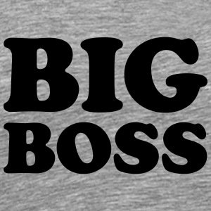 Big Boss T-Shirts - Men's Premium T-Shirt