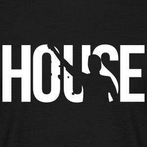 house T-Shirts - Men's T-Shirt