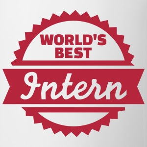 World's best Intern Flaschen & Tassen - Tasse