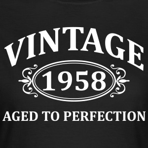 Vintage 1958 Aged to Perfection T-Shirts - Women's T-Shirt