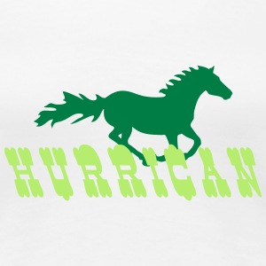 Hurrican T-Shirts - Frauen Premium T-Shirt