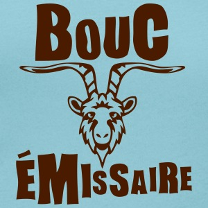 bouc emissaire expression Tee shirts - T-shirt col rond U Femme