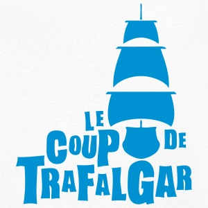 le coup de trafalgar expression Tee shirts - T-shirt Homme col V