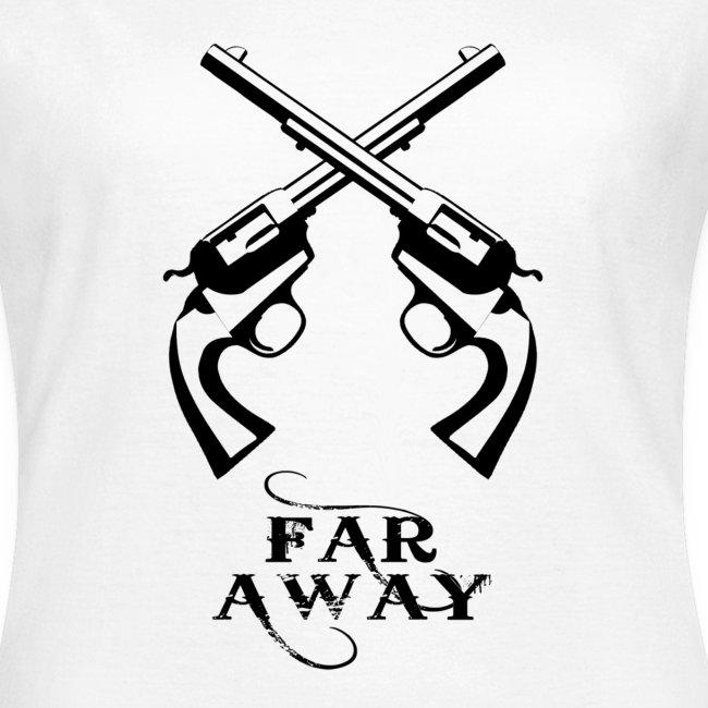 T-shirt Far-Away Femme