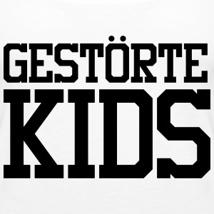 Gestörte Kids Tops - Frauen Premium Tank Top