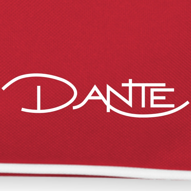 DANTE Retro Tasche Logo