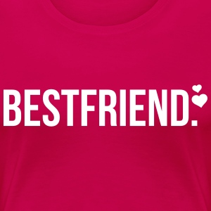 Bestfriend T-Shirts - Frauen Premium T-Shirt