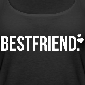 Bestfriend Tops - Frauen Premium Tank Top