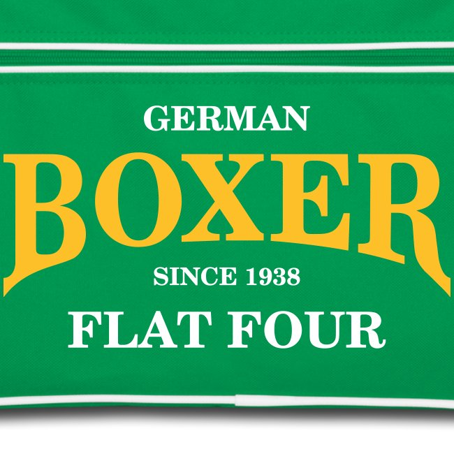 German BOXER           FLAT FOUR