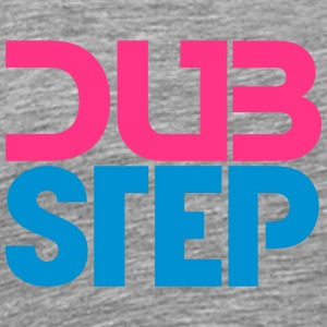 Dubstep Party ontwerp T-shirts - Mannen Premium T-shirt