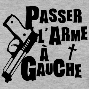passer arme gauche expression Sweat-shirts - Sweat-shirt Homme